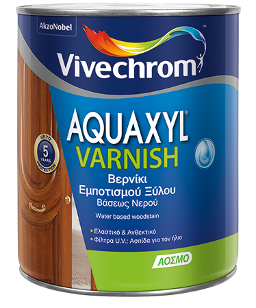 Aquaxyl Varnish new