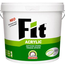 FIT ACRYLIC new