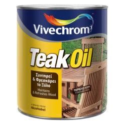 TEAK OIL new 1