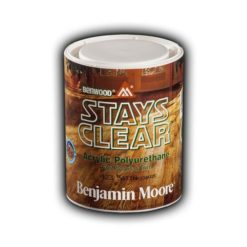 BENWOOD STAYS CLEAR GLOSS new