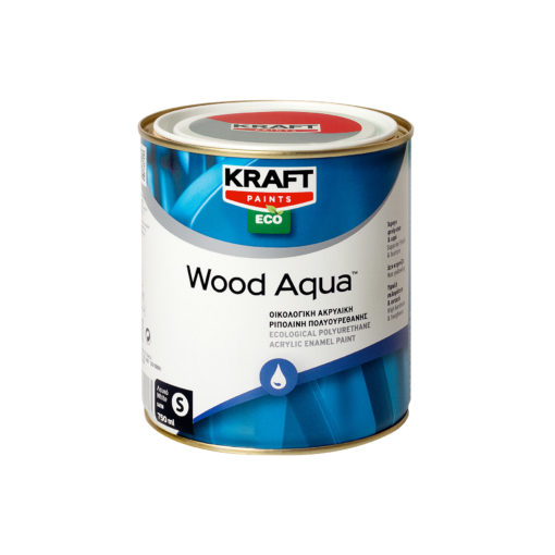 ECO wood aqua new