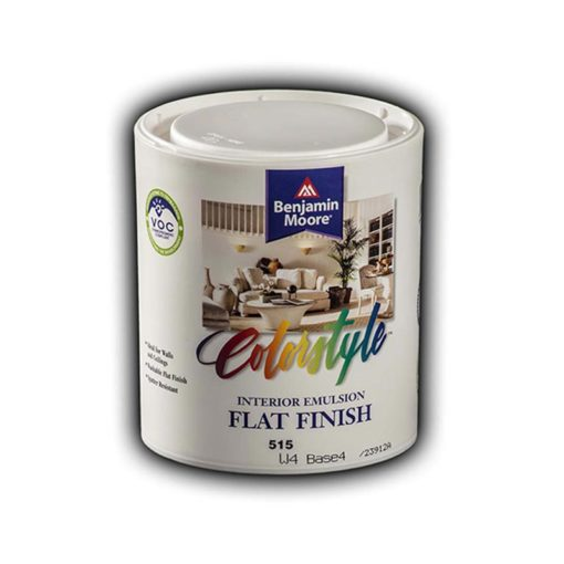 COLORSTYLE FLAT EMULSION WHITE new