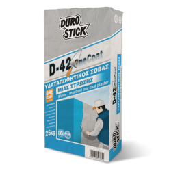 D 42 ONE COAT Durostick