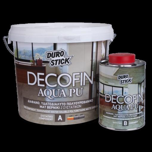 DECOFIN AQUA PU 3KG 1