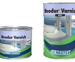 NEODUR VARNISH NEW PHOTO