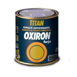 antiskoriako xrwma metallwn Oxiron Forja Titan
