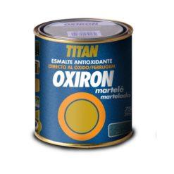 antiskoriako xrwma metallwn Oxiron Martele Titan