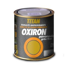 antiskoriako xrwma metallwn Oxiron Pavonado Titan