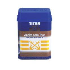 ladi teak Titan Yate