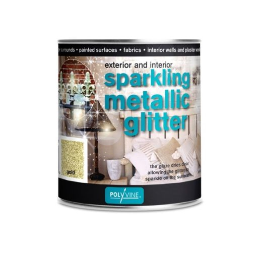 polyvine metallic glitter
