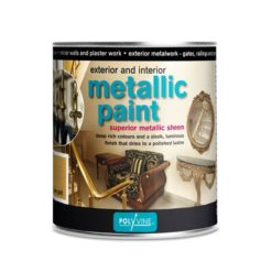 polyvine metallic paint