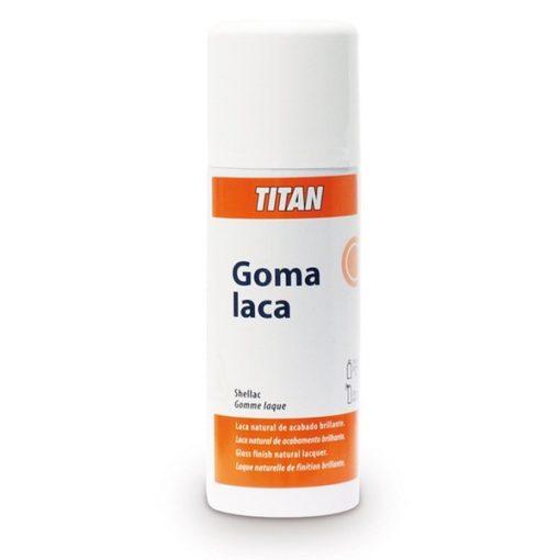 titan goma laca