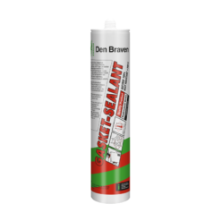 den braven zwaluw gasket sealant red high temperature silicone 310ml x 12 p133 1125 image